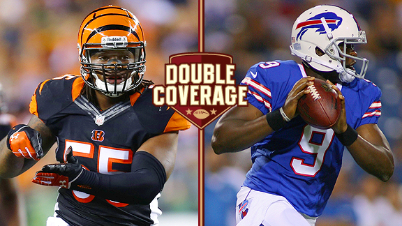Double Coverage: Bengals at Bills
