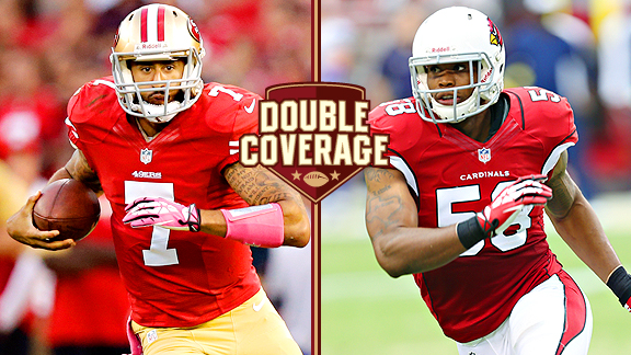 Double Coverage: Cardinals at 49ers