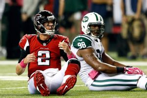Matt Ryan, Quinton Coples