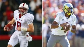 Kevin Hogan and Marcus Mariota