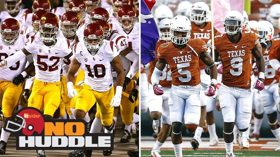 Getty images usa today sports does usc or texas offer the better head