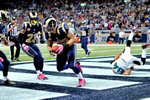 St. Louis' James Laurinaitis