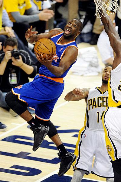 Marcus Camby Knicks Blog Espn New York