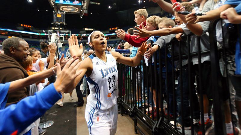 Winning the WNBA title will be extra special for Maya Moore if she and the Lynx can pull it off at Georgia's Gwinnett Center.
