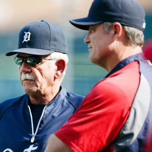 Jim Leyland and John Farrell