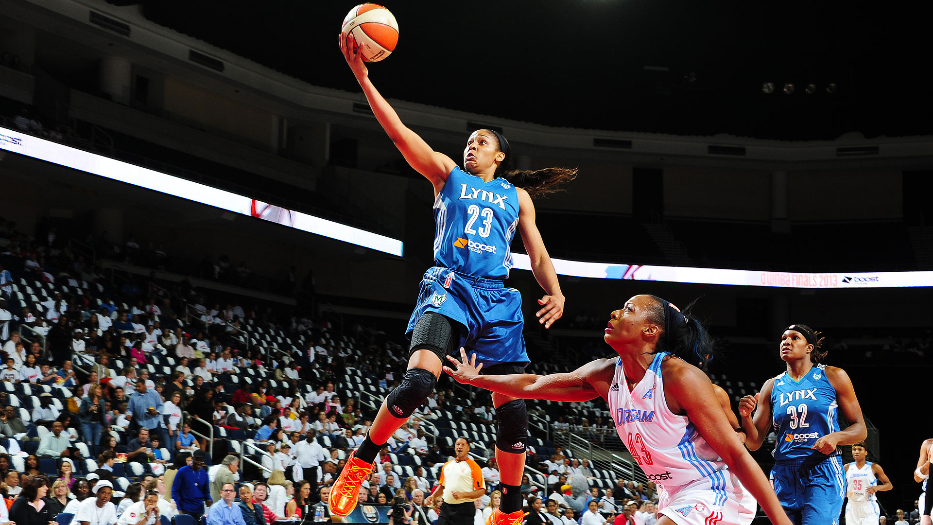 Rank: Top 10 WNBA playoff moments - SportsNation - ESPN