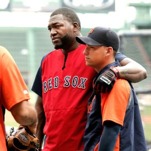 David Ortiz and Jose Iglesias