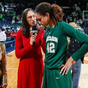 Rebecca Lobo remains a prominent figure in the game as a broadcaster.