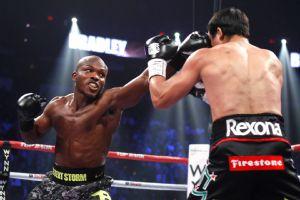 Timothy Bradley Jr. vs. Juan Manuel Marquez