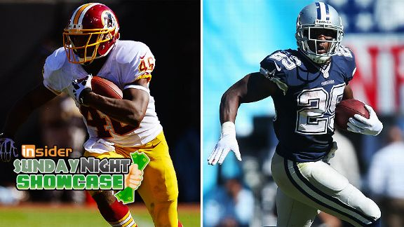 Alfred Morris, DeMarco Murray