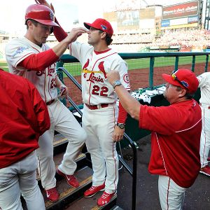 Mike Matheny, David Freese