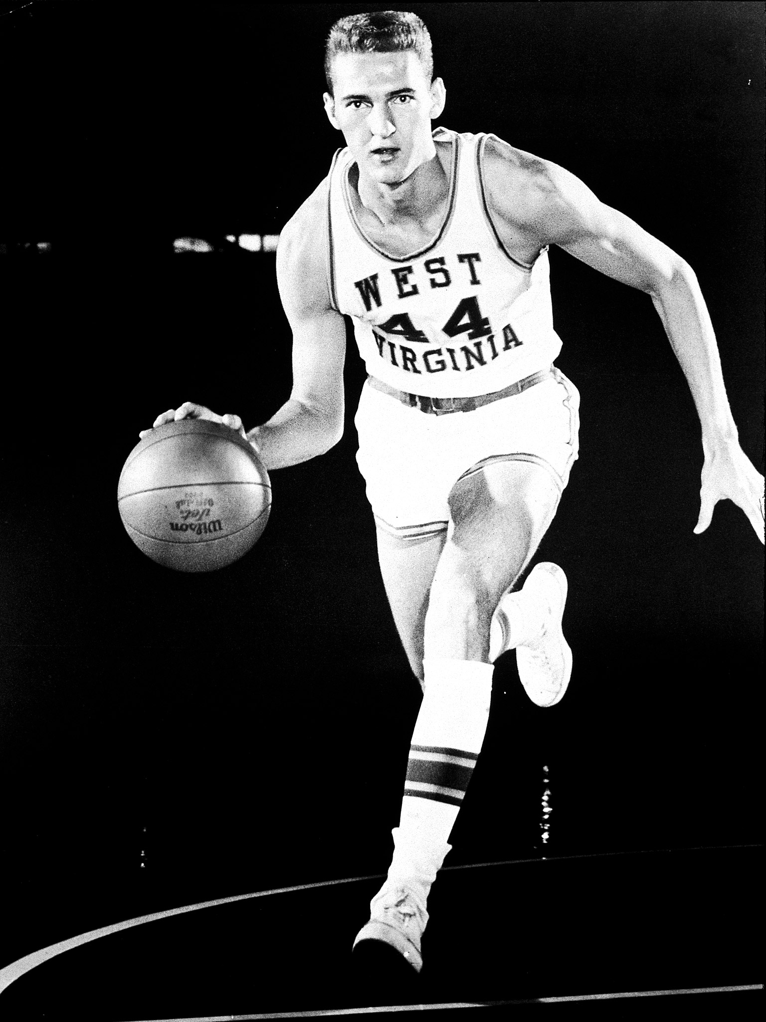 Jerry West - 13NBA: NBA Accessories - ESPN