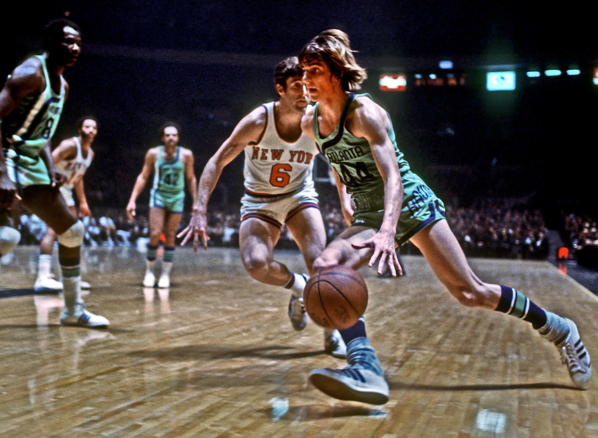 Pete Maravich 13NBA NBA Accessories ESPN
