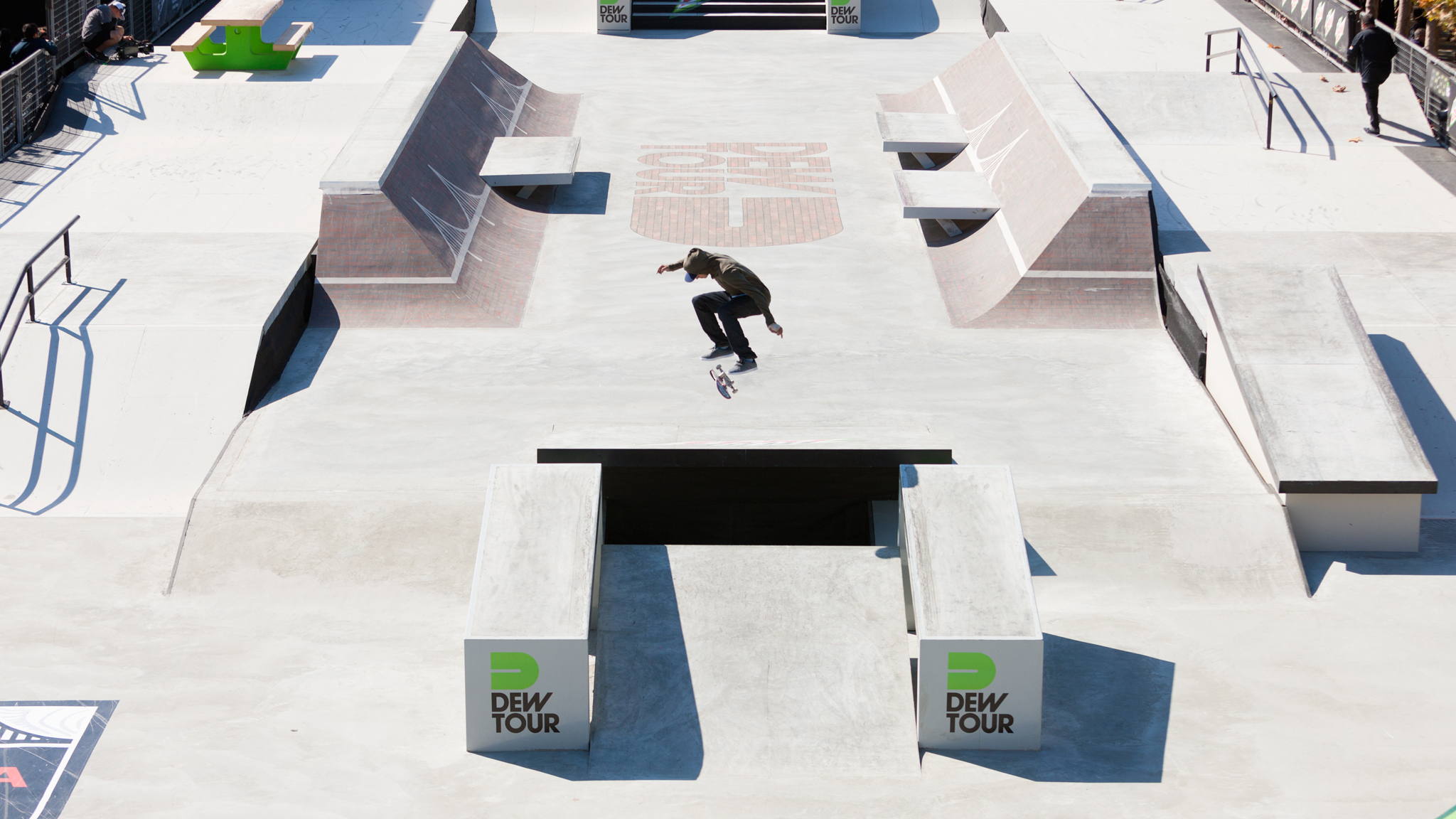Dew Tour Course