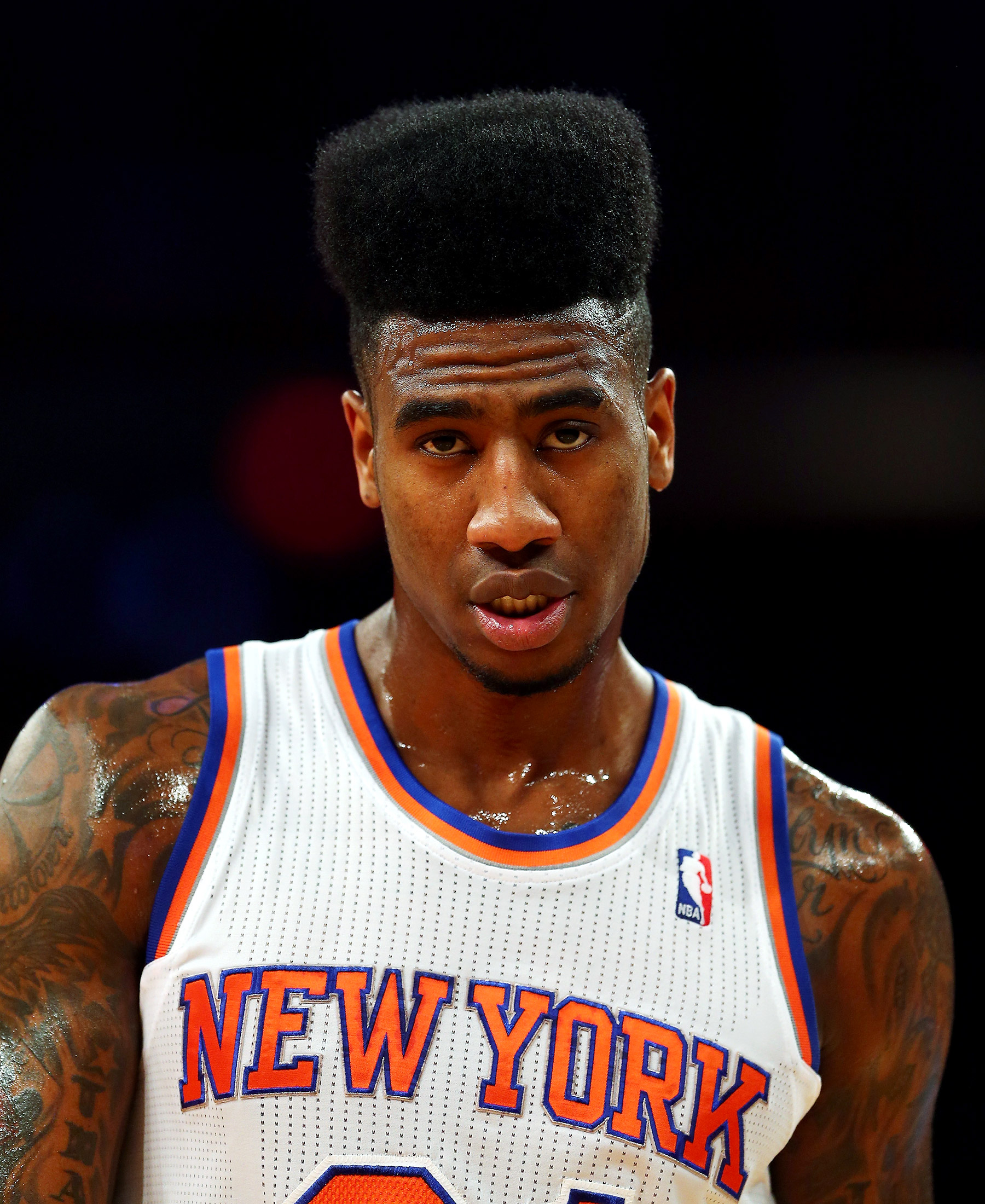 Iman Shumpert - NBA Hairstyles - ESPN