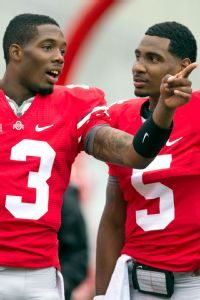 Kennt Guiton and Braxton Miller