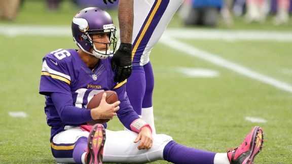 Vikings need clarity at QB position