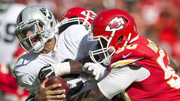 Chiefs win by staying true to identity