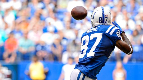 Reggie Wayne about to join elite company