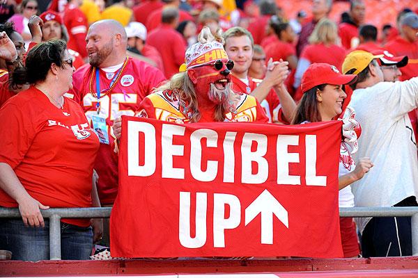 Kansas City Chiefs Fan Pictures The Kansas City Chiefs