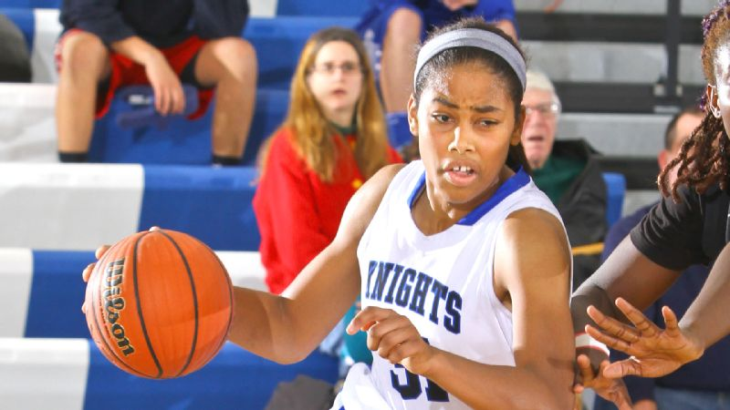 Taylor Rooks averaged 27.4 points and 9.6 rebounds last season as a junior at New Jerseys Gill St. Bernards.