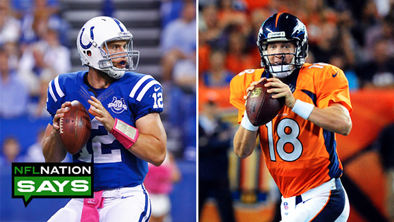 NFLN Says: Can Luck be Manning?