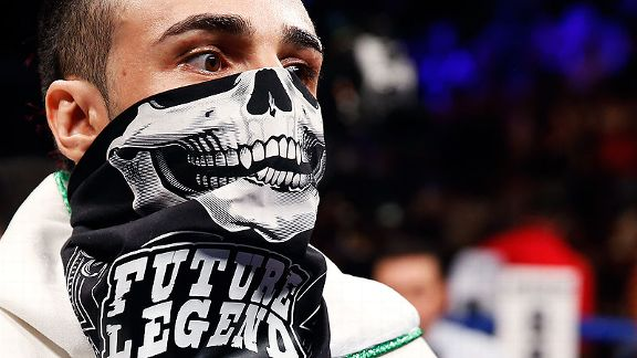 Paulie Malignaggi will battle Zab Judah at Barclays Center on Dec. 7.