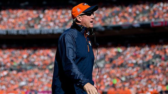 The way to a deal for Broncos, John Fox
