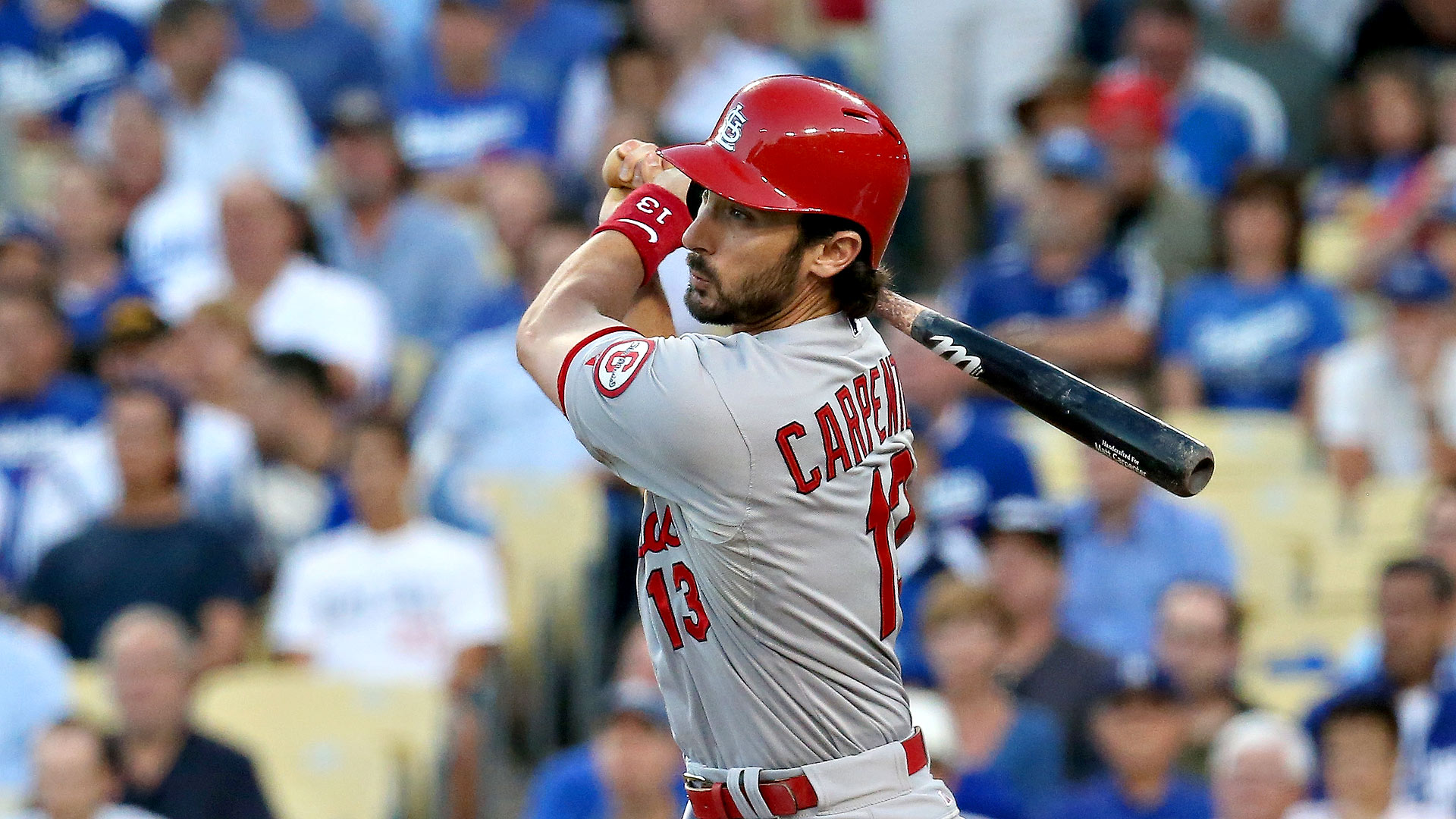 Reports: Cards 3B Carpenter inks $52M deal