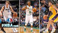 ESPN.com NBA Player Rankings: 21-25