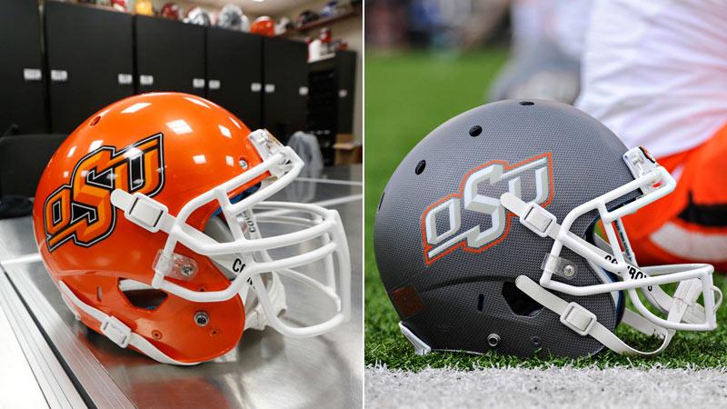 Uni Watch - Explosion of college football helmets