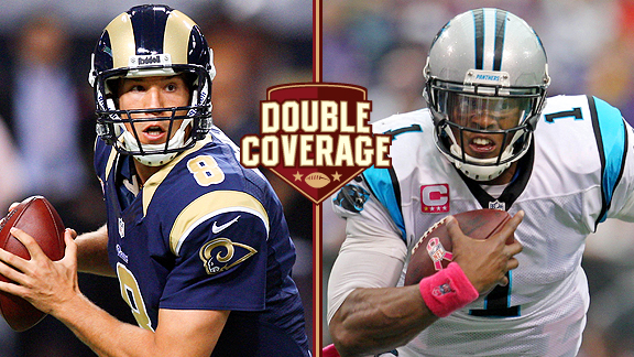 Double Coverage: Rams at Panthers