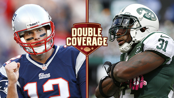 Double Coverage: Patriots at Jets