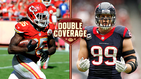 Double Coverage: Texans at Chiefs