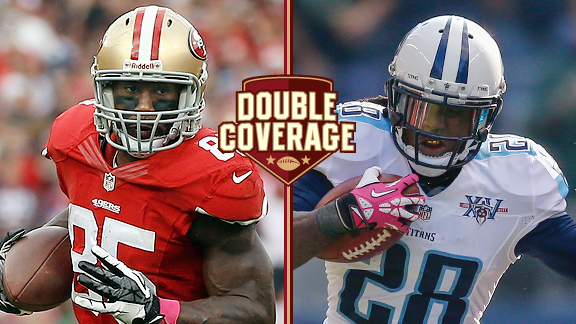 Double Coverage: 49ers at Titans