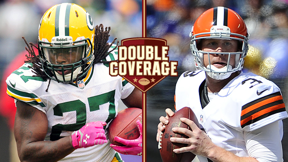 Double Coverage: Browns at Packers