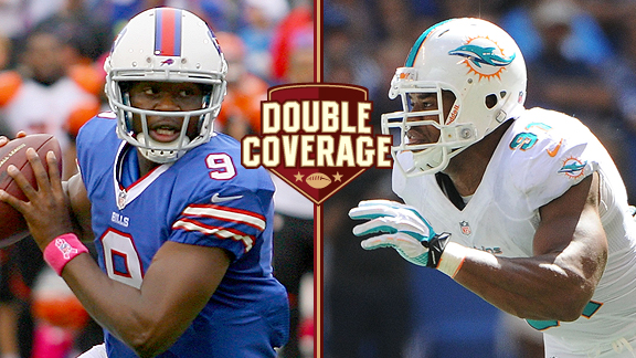 Double Coverage: Bills at Dolphins