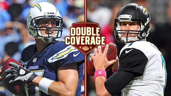 Double Coverage: Chargers at Jaguars