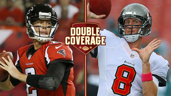 Double Coverage: Buccaneers at Falcons