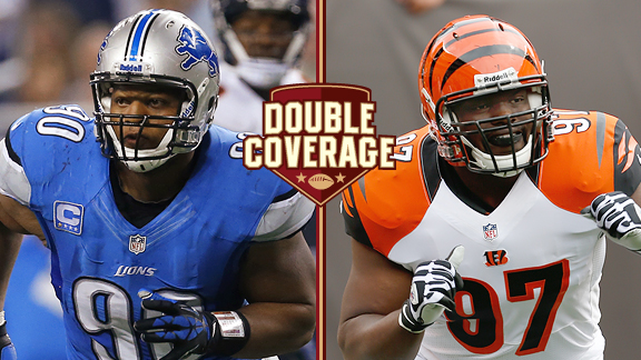 Double Coverage: Bengals at Lions