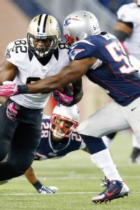 Patriots lose top tackler Mayo for rest of '13