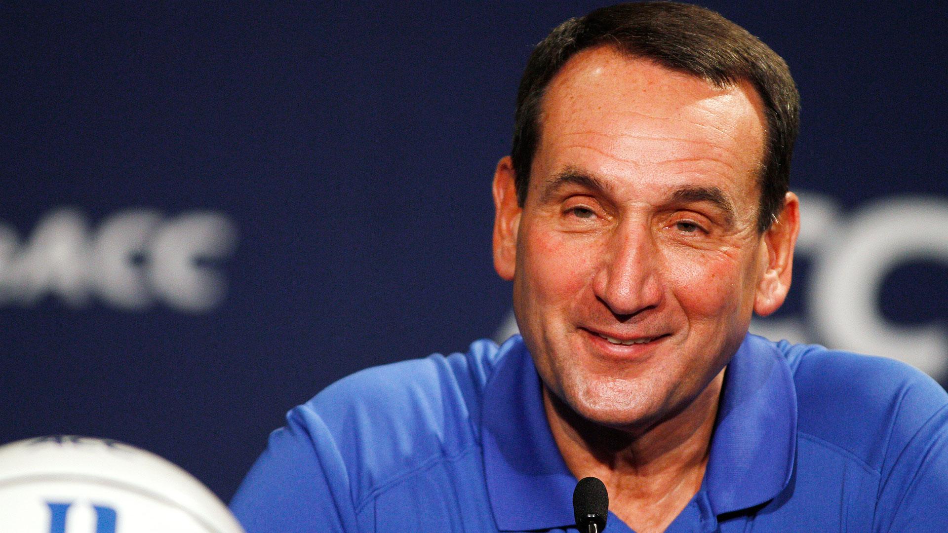 Top 50 coaches: No. 4 Duke's Mike Krzyzewski - ESPN
