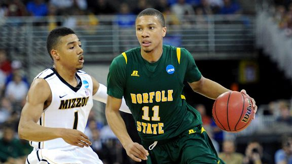 Pendarvis Williams, Phil Pressey