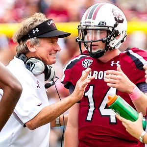 Steve Spurrier, Connor Shaw