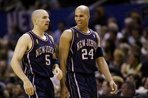 Jason Kidd, Richard Jefferson