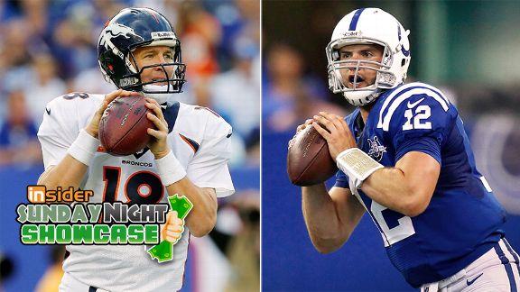 Peyton Manning, Andrew Luck