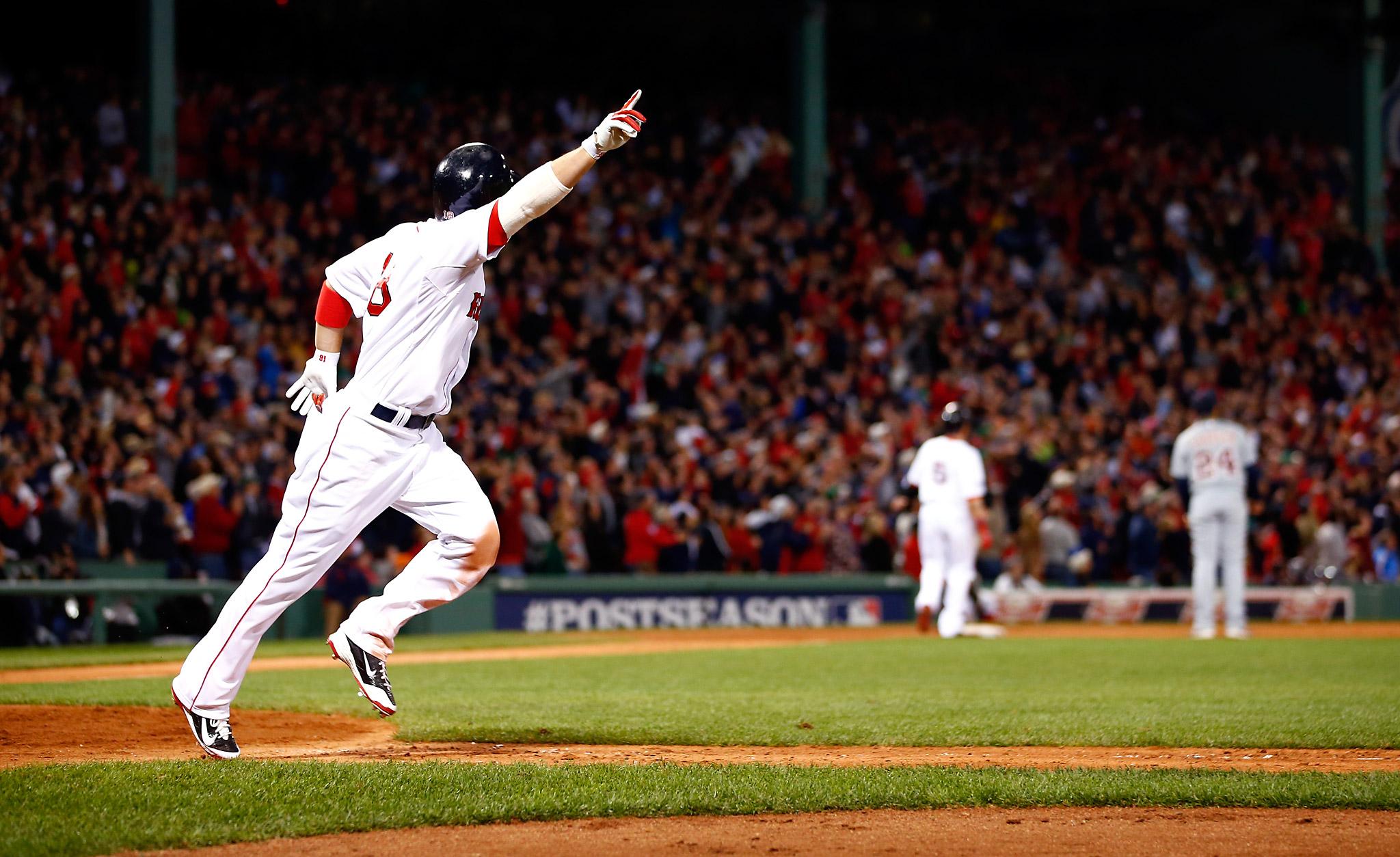 On To The World Series: Victorino The Hero - 2013 Boston ...