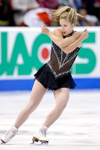 Ashley Wagner said she's appreciative of her opportunities to compete against those participating in Skate America.