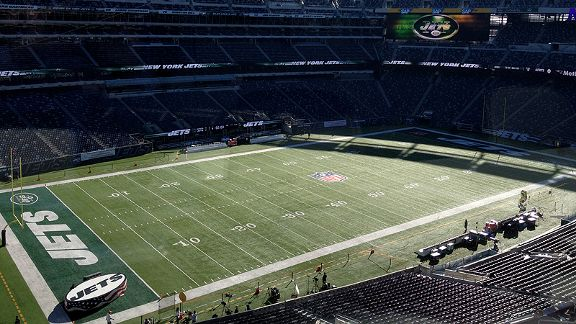 Welcome to MetLife Stadium