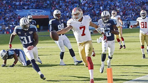 49ers put early adversity behind them